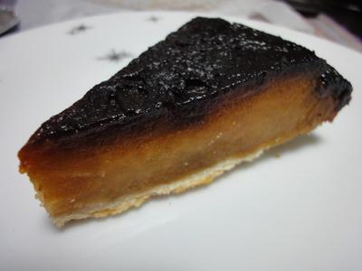 ビストロ みぃーやの「悪魔のアップルパイ(タルトタタン)」